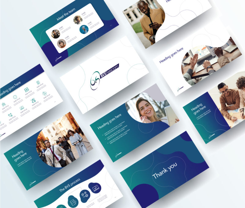 Gallant Marketing Group - BVS Telecom - Corporate Presentation