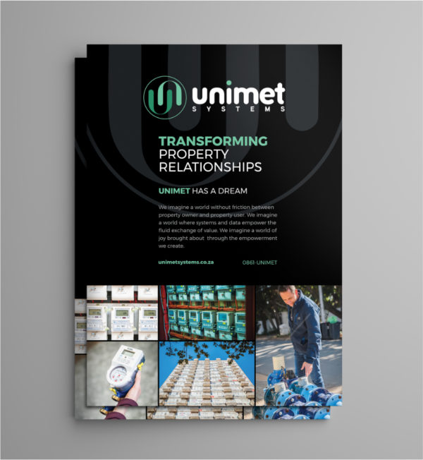 Gallant Marketing Group - Unimet Systems - Market Brochure -Example 1