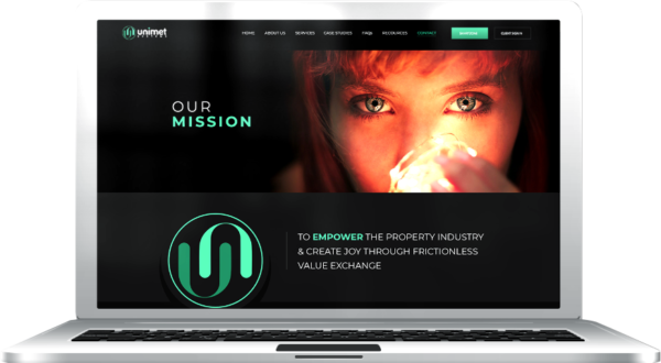 Gallant Marketing Group - Unimet Systems - Website - Example 2