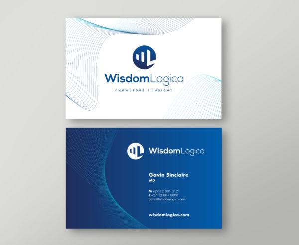 Gallant Marketing Group - Wisdom Logica - Corporate Identity - Example 2