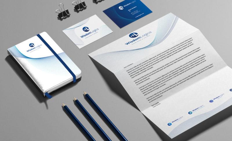 Gallant Marketing Group - Wisdom Logica - Corporate Identity - Example 3
