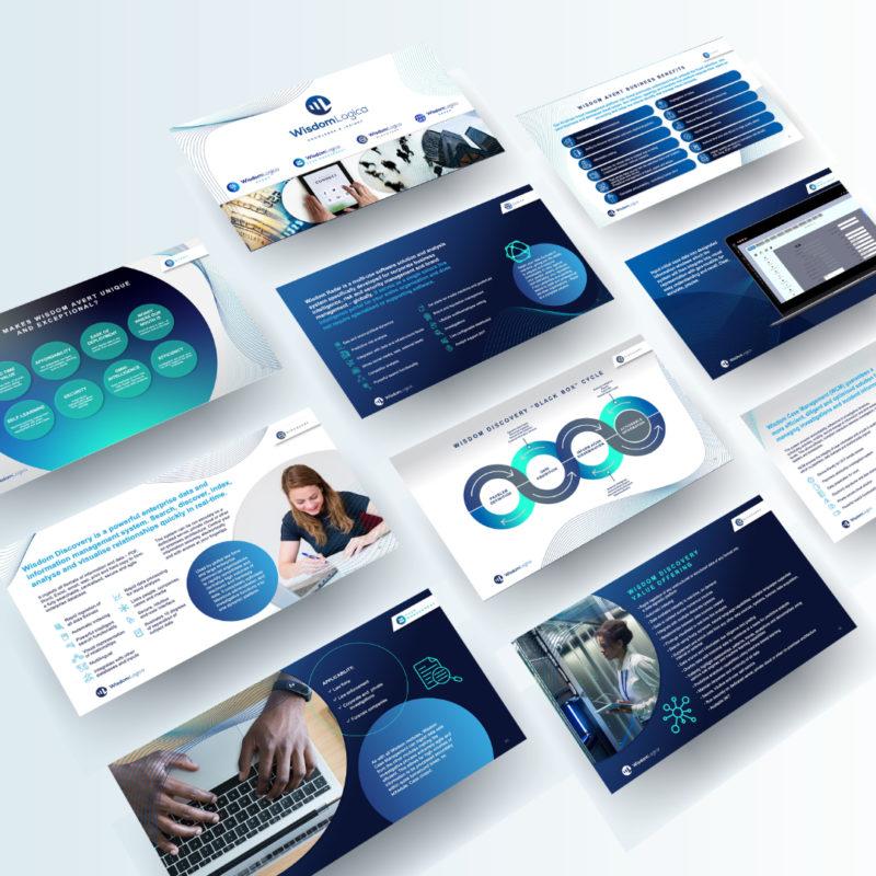 Gallant Marketing Group - Wisdom Logica - Corporate Presentation - Example 1